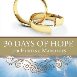 A Book For Hurting Marriages
