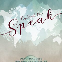 """Called To Speak"" Sample Chapters"